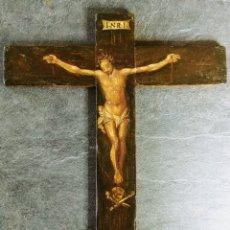 Arte: CRISTO DE CELDA. Lote 194699243