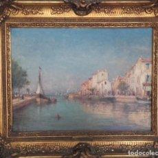 Arte: CHARLES MALFROY (LYON 1862-1918). Lote 194711097
