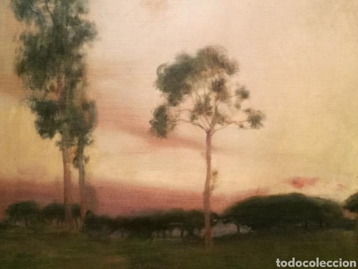 Arte: PAISAJE POR LAUREÀ BARRAU (1863-1957) - Foto 3 - 194717763
