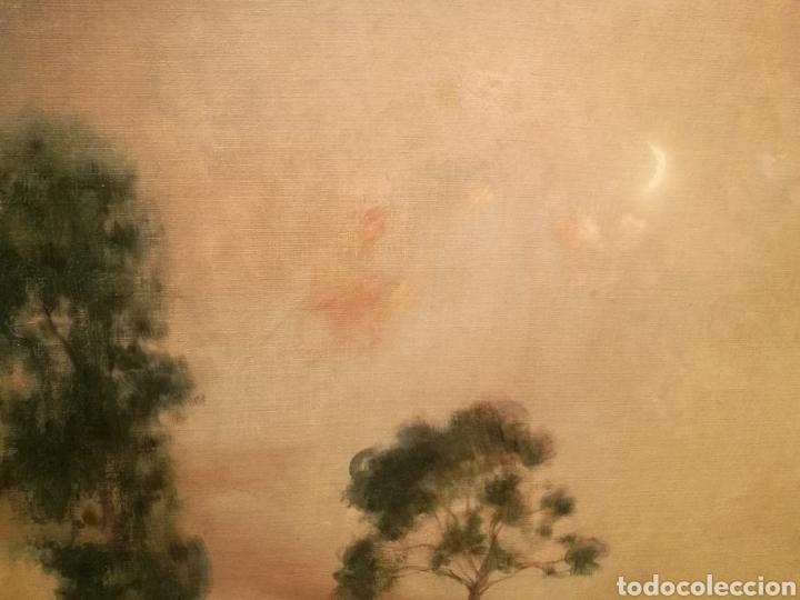 Arte: PAISAJE POR LAUREÀ BARRAU (1863-1957) - Foto 5 - 194717763