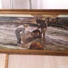 Arte: OLEO SOBRE LIENZO FIRMADO. Lote 194739430