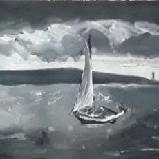 Arte: OBRA SERGIO ONDARO ORIGINAL. Lote 194744396