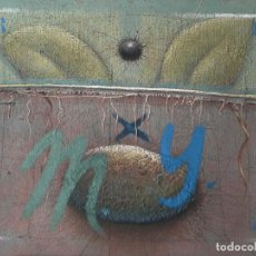Arte: NATOLI PINAZO : TEXTURA_EFECTO Nº 700 MALAGA. Lote 194750581