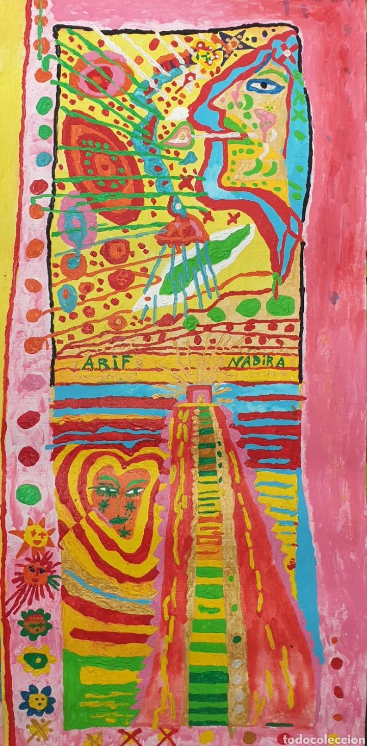 ARIF LINDE (Arte - Pintura - Pintura al Óleo Contemporánea )
