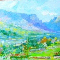 Arte: XISCO CABOT PAISAJE . Lote 194860058
