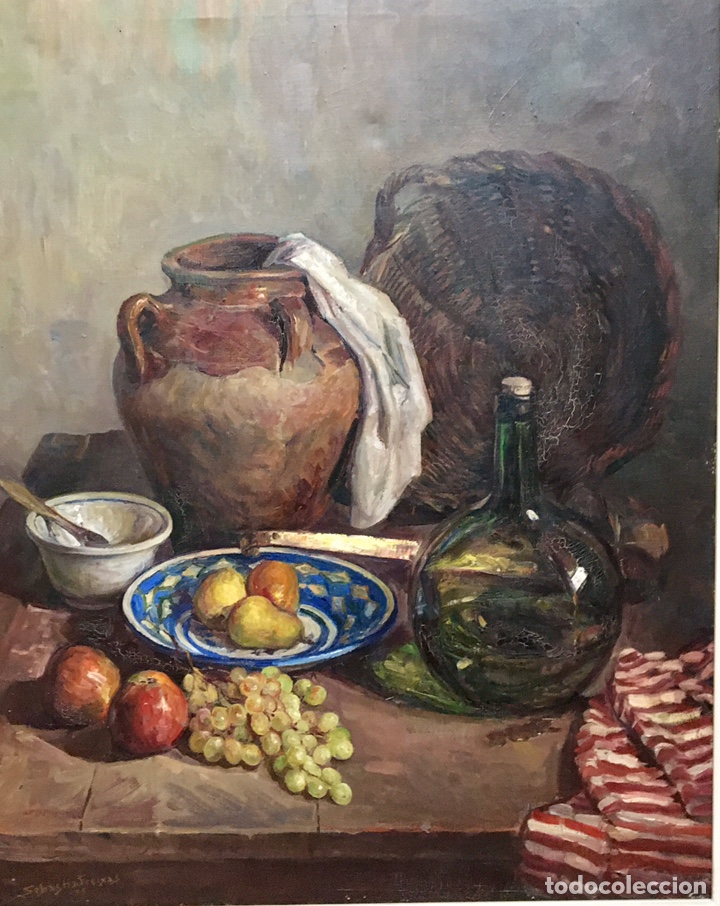 SEBASTIAN FREIXAS ,GRAN FORMATO (Arte - Pintura - Pintura al Óleo Contemporánea )