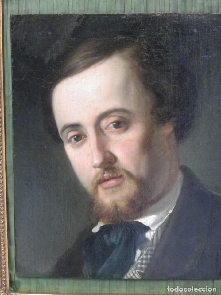 Arte: Retrato época romántica, siglo XIX - Foto 2 - 194888812