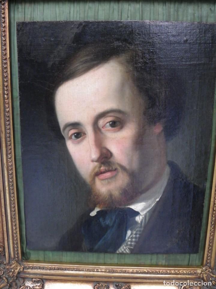 Arte: Retrato época romántica, siglo XIX - Foto 4 - 194888812