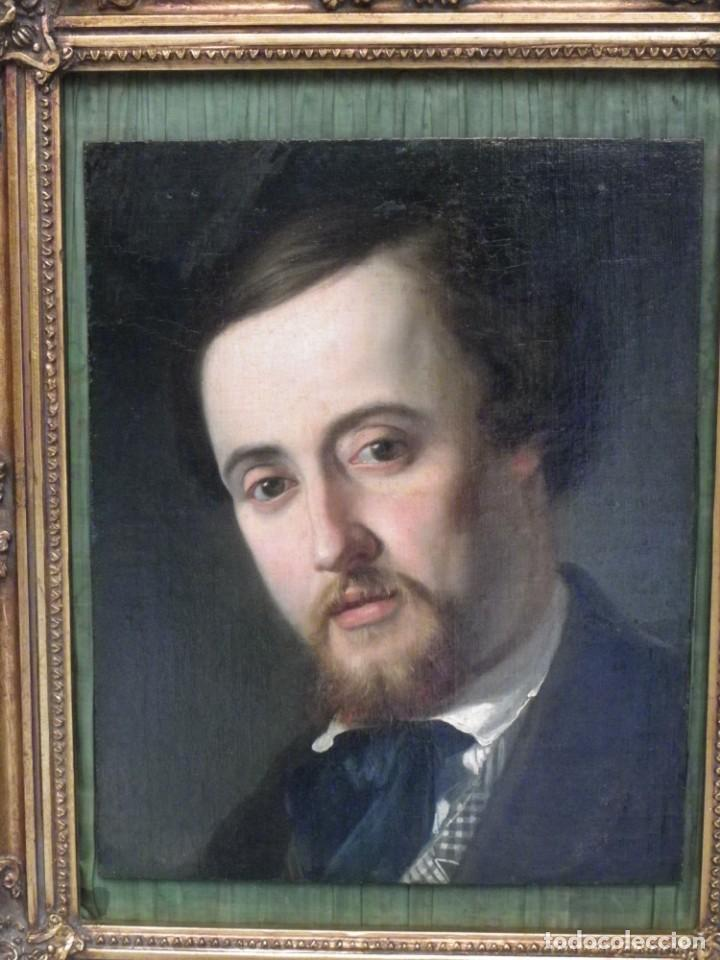 Arte: Retrato época romántica, siglo XIX - Foto 5 - 194888812