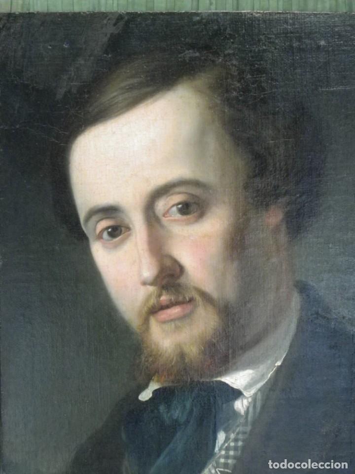 Arte: Retrato época romántica, siglo XIX - Foto 6 - 194888812