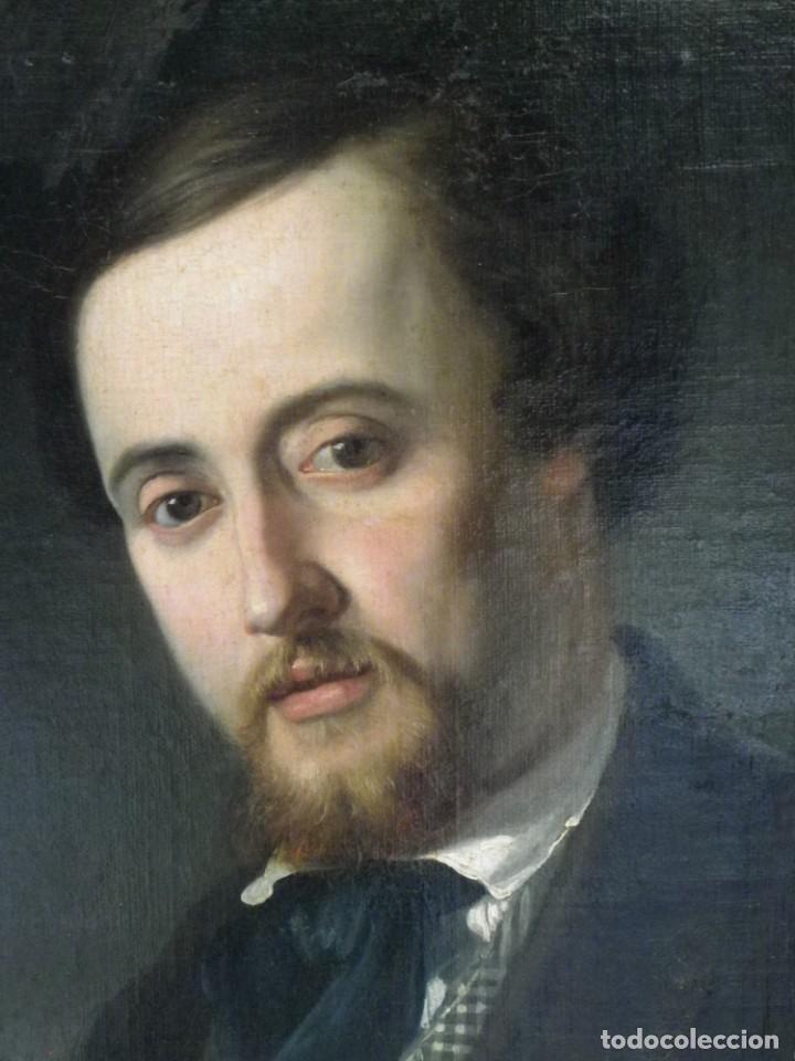 Arte: Retrato época romántica, siglo XIX - Foto 7 - 194888812