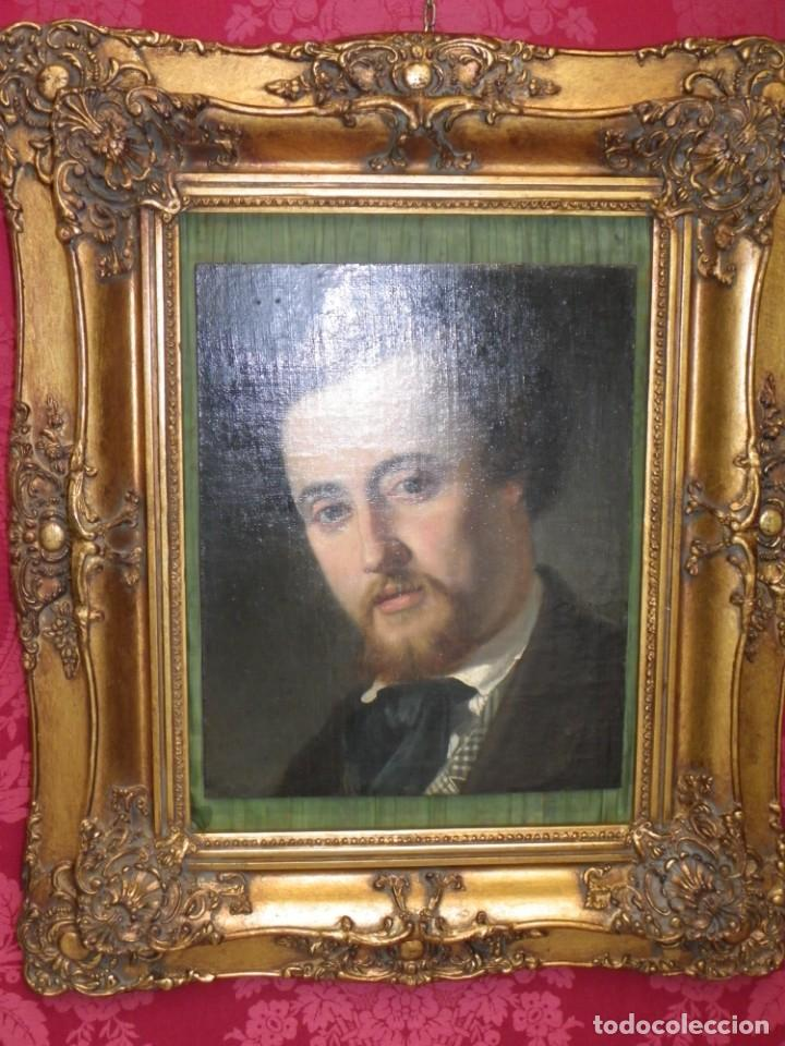 Arte: Retrato época romántica, siglo XIX - Foto 15 - 194888812