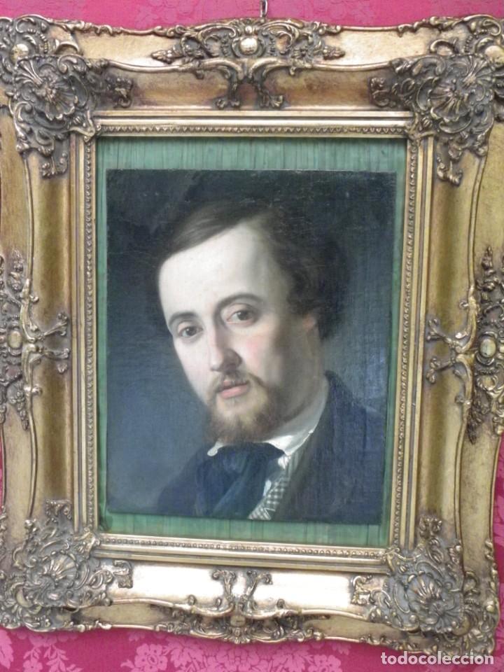 Arte: Retrato época romántica, siglo XIX - Foto 16 - 194888812