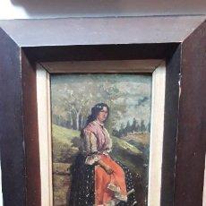 Arte: COSTUMBRISTA. Lote 194991391