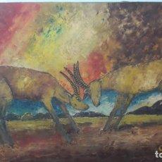 Arte: CABRAS . Lote 194991958
