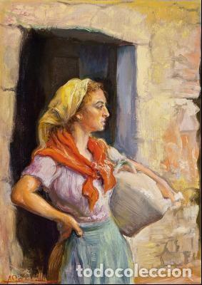 ANGEL GARAVILLA (Arte - Pintura - Pintura al Óleo Contemporánea )