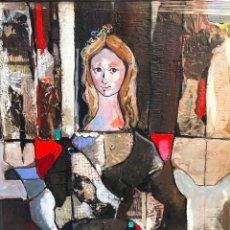 Arte: MIGUEL TORNER DE SEMIR. OLEO SOBRE TABLEX. Lote 195091968