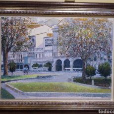 Arte: OLEO XABIER LEMOS GODOY. Lote 195124145
