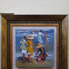 Arte: OLEO VENTURA DIAZ. Lote 195126040
