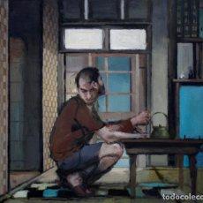 Arte: INTERIOR JAPONÉS. Lote 195148828
