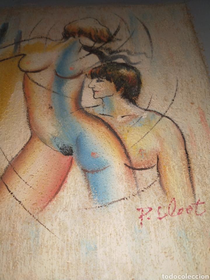 Arte: Óleo sobre tela - Foto 4 - 195160593