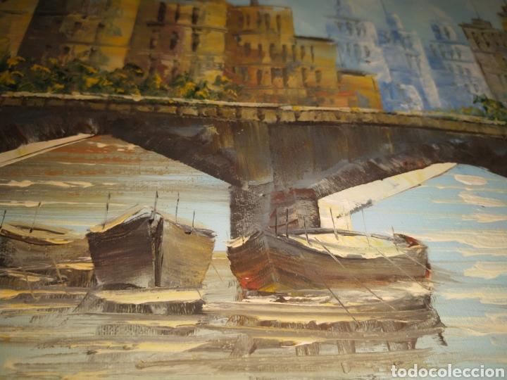 ÓLEO SOBRE TELA (Arte - Pintura Directa del Autor)