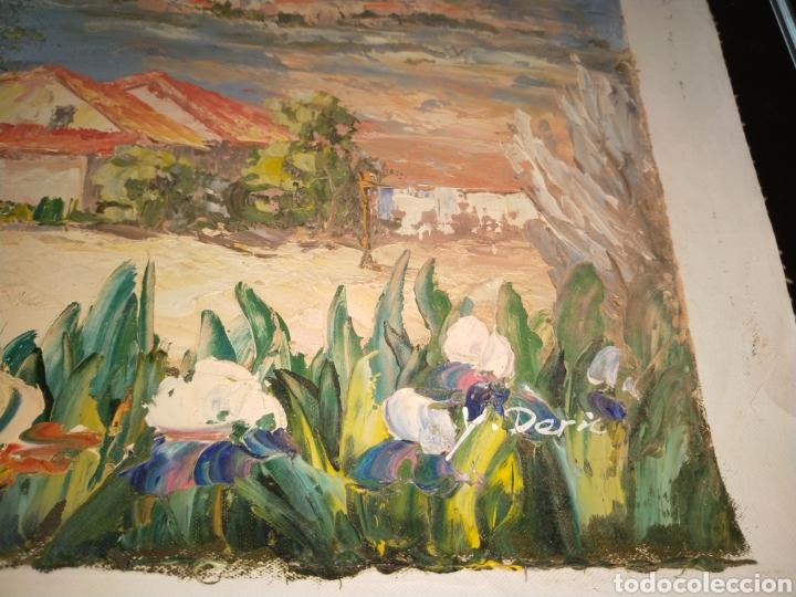 Arte: Óleo sobre lienzo - Foto 2 - 195160861