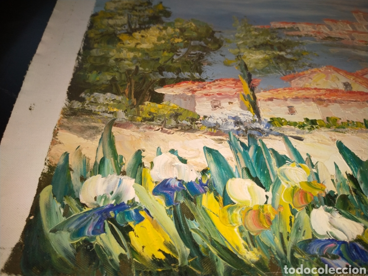 Arte: Óleo sobre lienzo - Foto 4 - 195160861