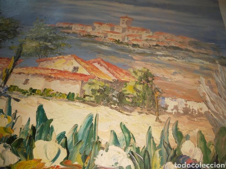 Arte: Óleo sobre lienzo - Foto 6 - 195160861