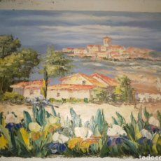 Arte: ÓLEO SOBRE LIENZO. Lote 195160861