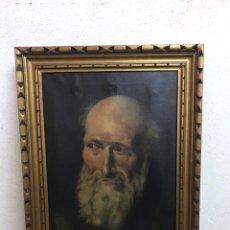 Arte: PINTURA AL ÓLEO SOBRE LIENZO S XIX / XX SIN FIRMA EN BUEN ESTADO. Lote 195183326