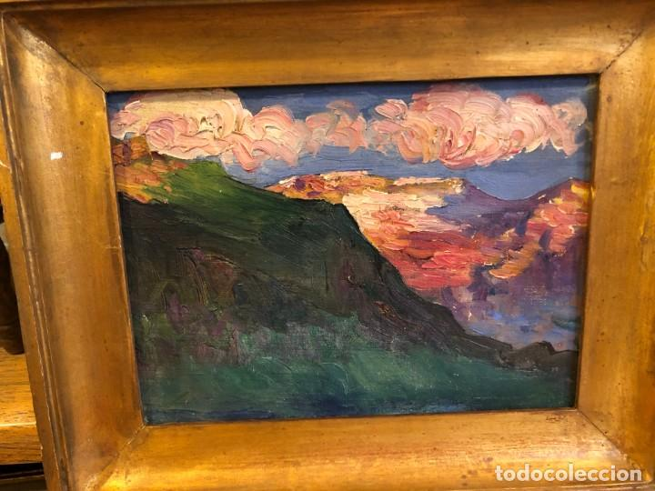 PAISAJE IMPRESIONISTA ESPAÑOL (Arte - Pintura - Pintura al Óleo Moderna sin fecha definida)