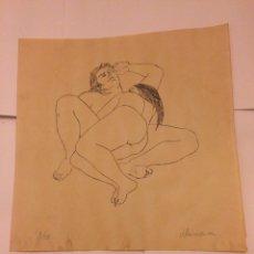 Arte: LITOGRAFÍA ANTONIO VILLANUEVA. Lote 195237430
