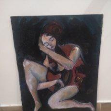 Arte: ÓLEO RESERVADO. Lote 195241752