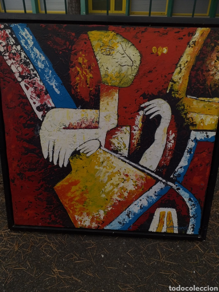Arte: Cuadro de pintura original firmado - Foto 4 - 195247657