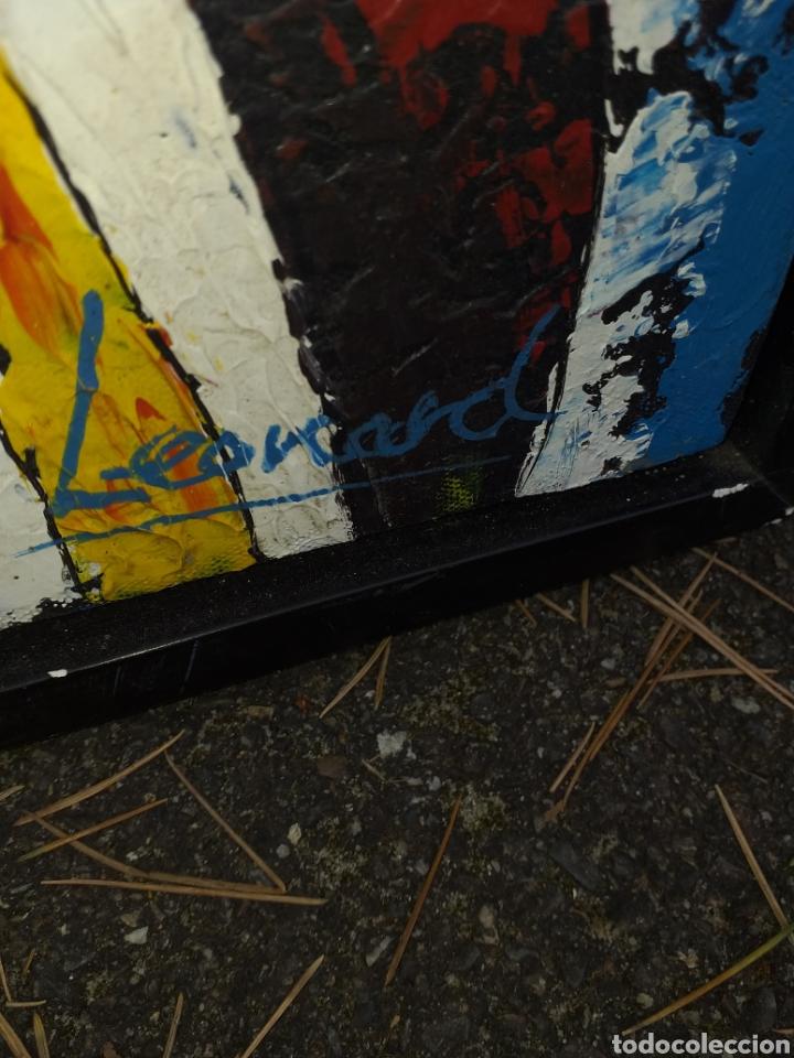 Arte: Cuadro de pintura original firmado - Foto 9 - 195247657