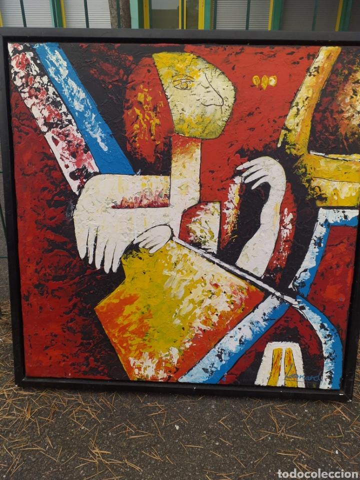 CUADRO DE PINTURA ORIGINAL FIRMADO (Arte - Pintura - Pintura al Óleo Contemporánea )