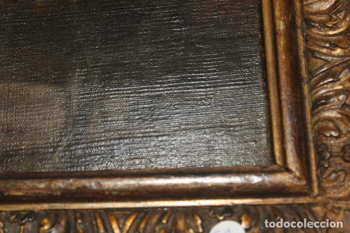 Arte: CUADRO, JOSE CASADO DEL ALISAL, FIRMADO, OLEO SOBRE TABLA (D8) - Foto 4 - 195261795