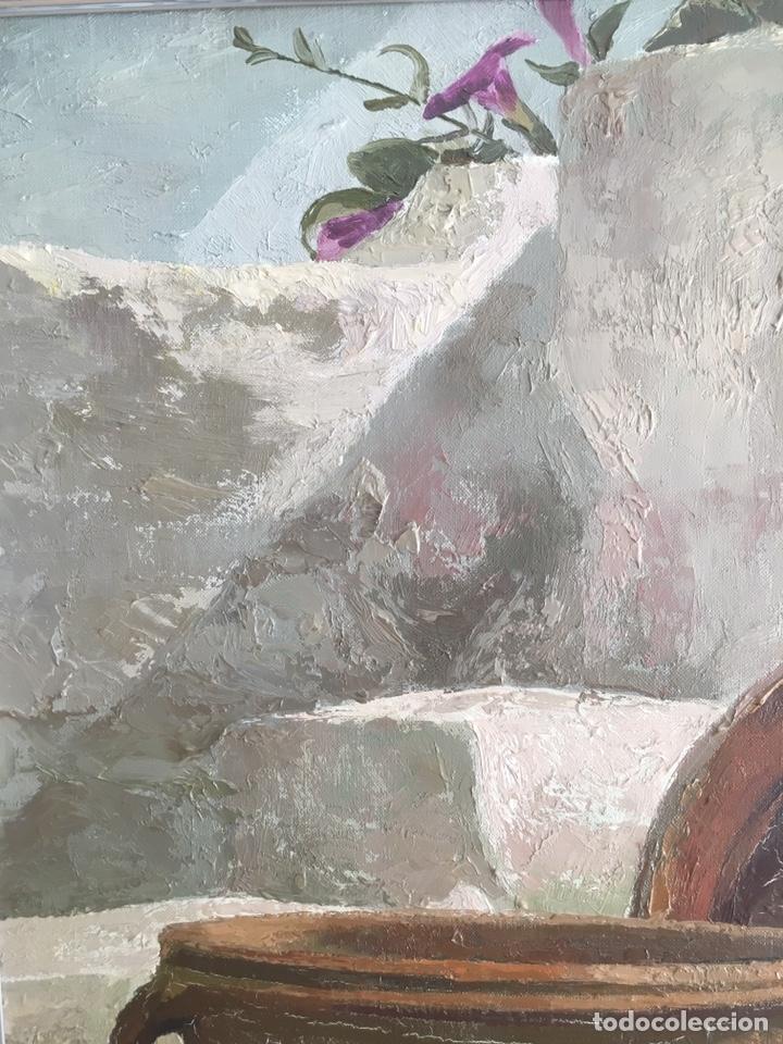 Arte: Óleo Francisco Poch Romeu - Foto 6 - 195304437