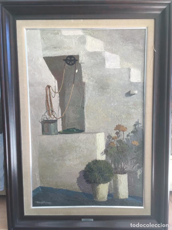 ÓLEO FRANCISCO POCH ROMEU (Arte - Pintura - Pintura al Óleo Contemporánea )