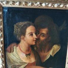 Arte: ESCUELA ITALIANA XVII LA COCINERA. Lote 195317286