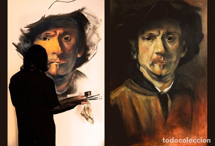 Arte: Rembrandt Contemporáneo - Foto 2 - 195330936