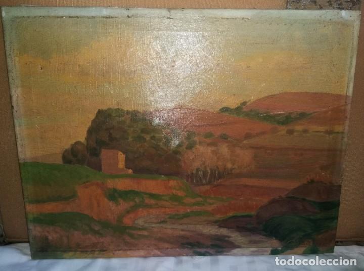 CUADRO PIRATA EN RELIEVE (Arte - Pintura - Pintura al Óleo Moderna sin fecha definida)