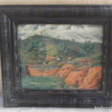 Arte: CUADRO DE P.TUSQUETS. Lote 195359508