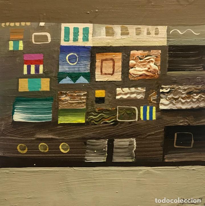 PADERN (Arte - Pintura - Pintura al Óleo Contemporánea )