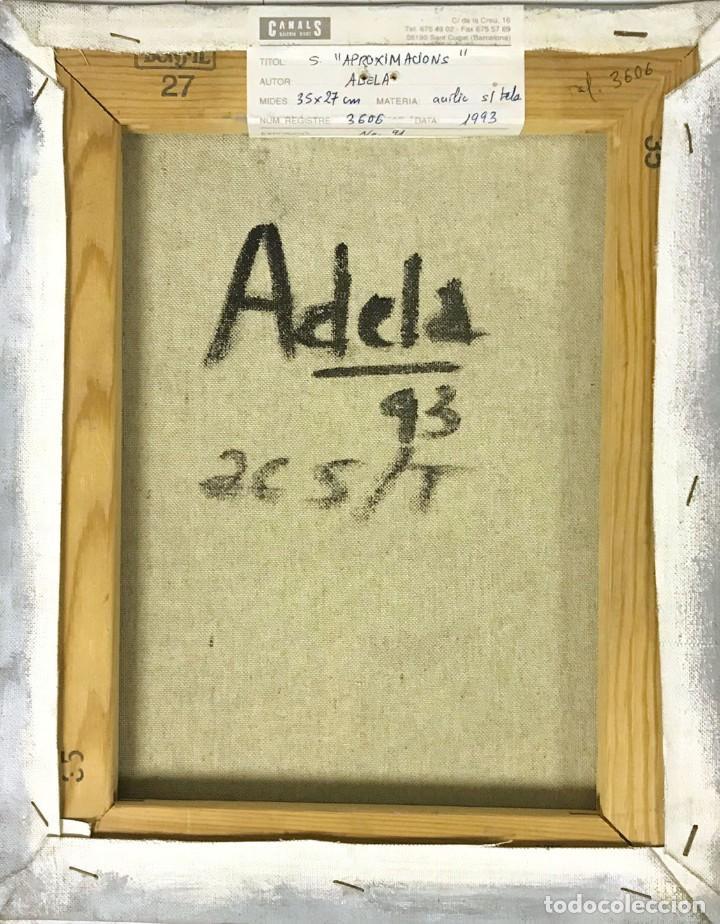Arte: ADELA RODRÍGUEZ DUFLOS (1947) - Foto 2 - 195378063