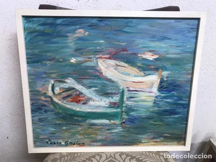 PINTURA AL ÓLEO SOBRE LIENZO FIRMADO POR ZAERA GASIÓN (Arte - Pintura - Pintura al Óleo Contemporánea )