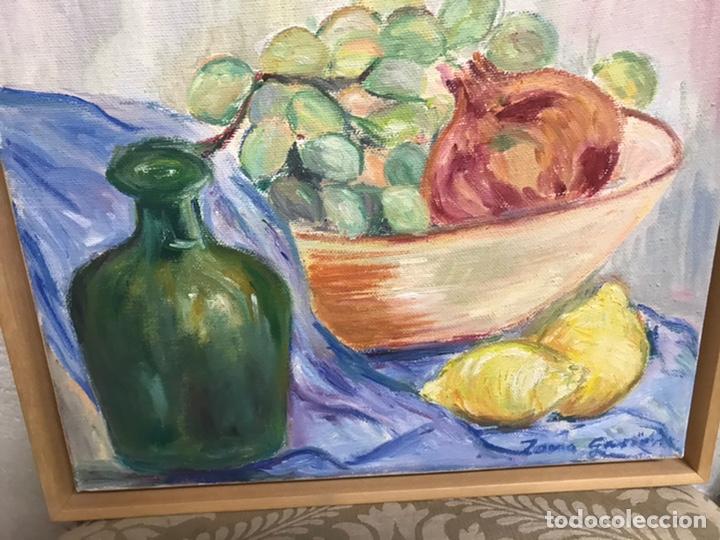 Arte: Pintura al óleo sobre lienzo firmada por Zaera Gasión - Foto 6 - 195378345