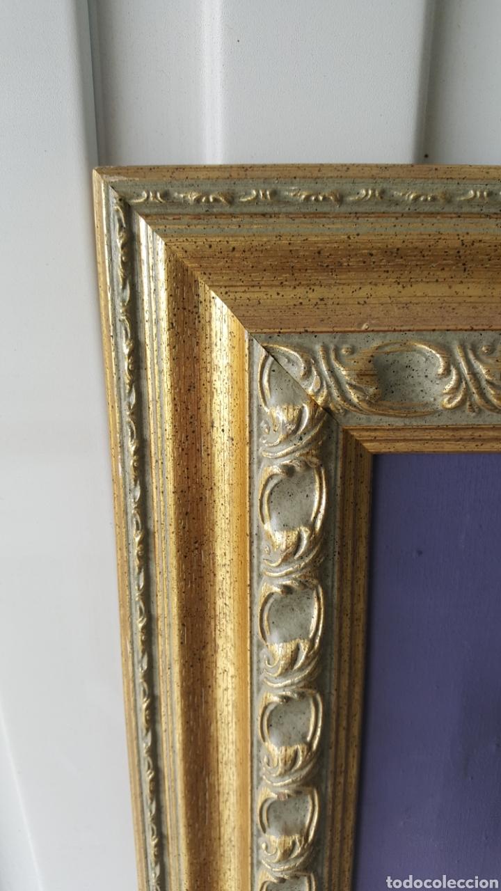 Arte: Cuadro oleo sobre lienzo.pintor gregorio tomas. - Foto 5 - 195386045