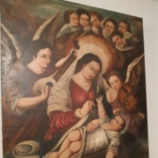 Arte: LIENZO ANTIGUO. Lote 195512873